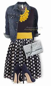 Stitch fix love this Yellow + Grey + Navy by casuality on Polyvore featuring Gianvito Rossi ...