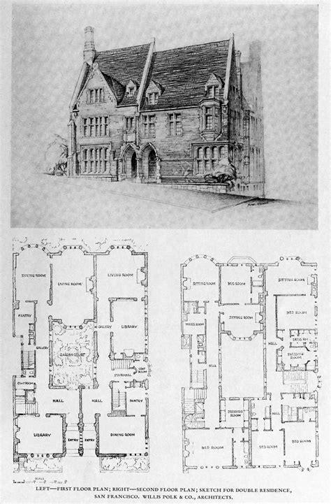 polks design   double residence san francisco