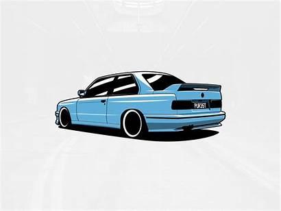 Bmw E30 M3 Dribbble