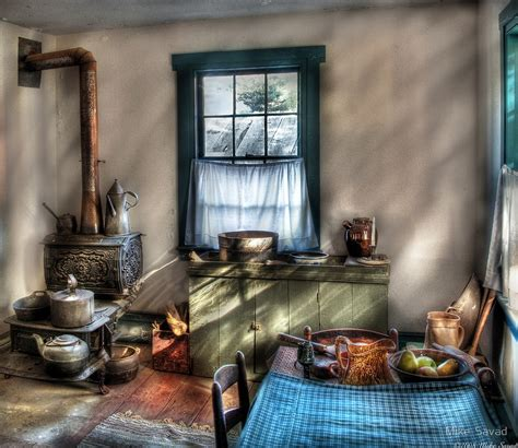 """""""old Fashioned Kitchen"""" By Michael Savad  Redbubble. Redo White Kitchen Cabinets. Z Gallerie Kitchen Island. Giallo Napoleon Granite Kitchen Pictures. Kitchen Living High Speed Blending And Mixing System Review. Kitchen Utility Bench. Yellow Kitchen On Pinterest. Old Kitchen Farm Tables. Kitchen Floor Overlay"""