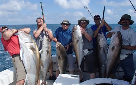 2019 Greater Amberjack Season Huntress Charter Fishing