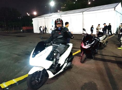 New Pcx Lokal 2018 by Test Ride Dan Review Honda New Pcx 150 Lokal 2018