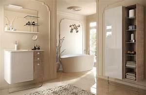 Colonne Salle De Bain Bois : inspiration une salle de bains en bois inspiration bain ~ Teatrodelosmanantiales.com Idées de Décoration