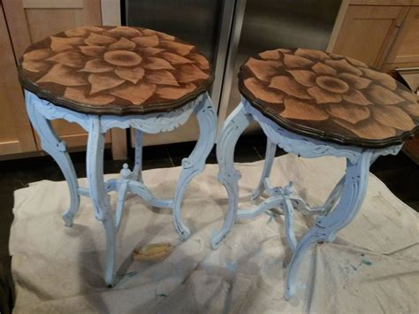 stain wood furniture refinish painted ways gorgeous shabby chic tables paint hometalk projects woodworking dumpster side start shades masterpiece slideshow