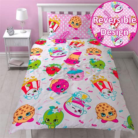 duvets for children shopkins single duvet cover sets bedding in stock now