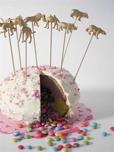 Kindergeburtstag 10 Jahre Mädchen : pinata kuchen der perfekte kuchen zum kindergeburtstag wie regenbogenkuchen pi ata kuchen ~ Frokenaadalensverden.com Haus und Dekorationen