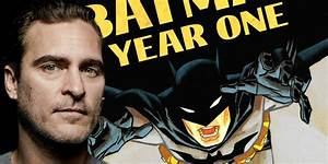 Aronofsky Wanted Joaquin Phoenix For Batman | Screen Rant