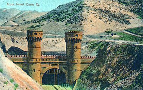 transpress nz khojak tunnel pakistan