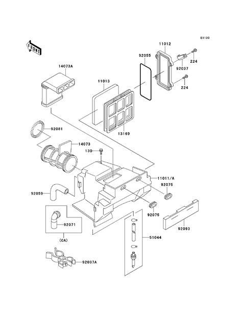 Kawasaki Klr Parts Diagrams Blogs
