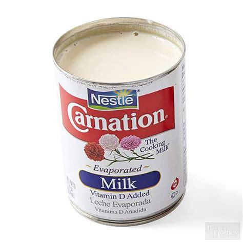 evaporated milk evaporated milk substitute