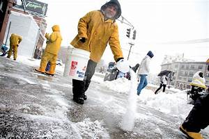 Protect Your Property With The Best Ice Melt For Your Surfaces