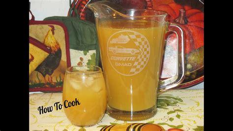 ginger juice jamaican recipe