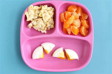 healthy toddler breakfast ideas quick easy  busy