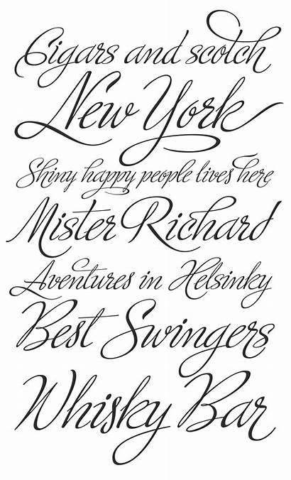 Script Ministry Font Choices Sudtipos