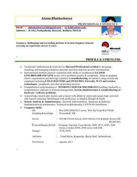 Yahoo Email Address On Resume by Resume