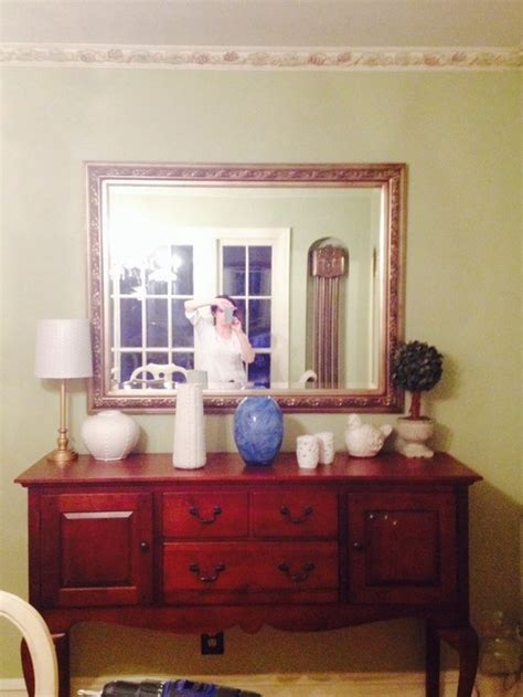 How To Decorate A Credenza by Decorate The Sideboard Table