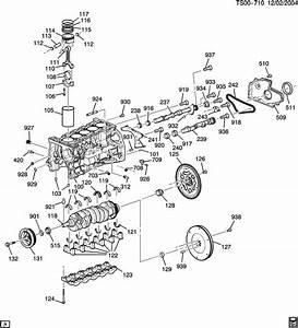 Chevrolet Colorado Sleeve  Engine Cylinder  Engine