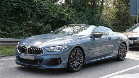 2019 Bmw Eight Series by Flagship Bmw 8 Series Convertible Almost Undisguised