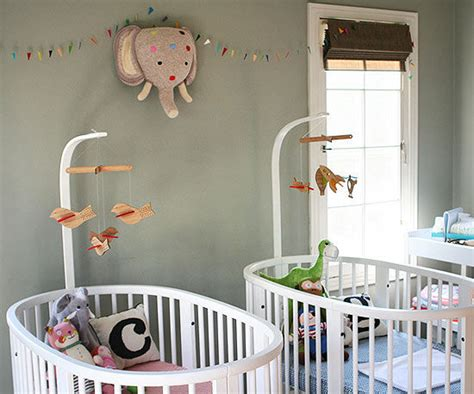 Gorgeous Twin Baby Boy Bedroom Ideas  Mosca Homes