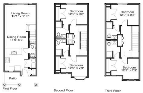 gvsu apartment floor plans  west