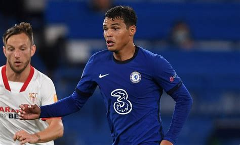 Chelsea defender Thiago Silva: Against Man City we didn't ...