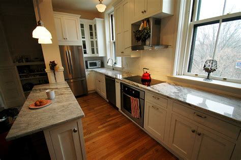 galley kitchen remodel cost randy gregory design how
