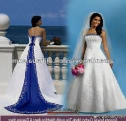 royal blue and white wedding dresses white and royal blue wedding dresses 2017 2018 b2b fashion