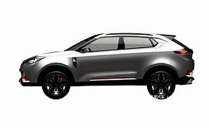 Mg U0026 39 S First Crossover Heading To Beijing Motor Show