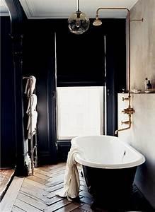 stunning idee deco salle de bain retro photos awesome With deco salle de bain retro