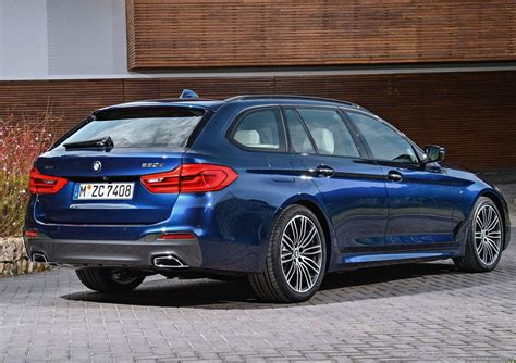 Bmw 5 Series Touring Photo by Bmw 5 Series Touring G30 Revealed Drive Safe And Fast