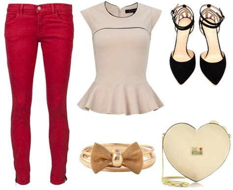 30 Cute Outfit ideas for Valentines Day 2015 - London Beep