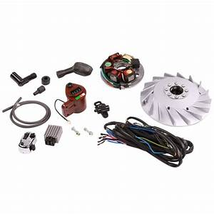 Tutti Ricambi Electronic Ignition Kit  Lg Frame Vespa 2