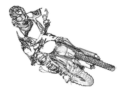 dirt bike coloring pages coloring pages  boys