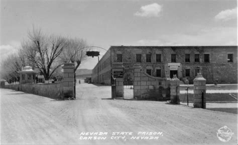 story   haunted nevada prison  give