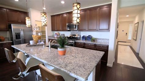 The Pepperwood Model Home At Parkside  New Solar Homes By
