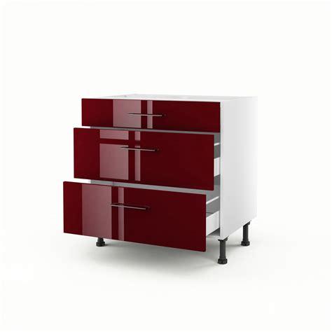 meuble cuisine a tiroir meuble cuisine tiroir bois wraste com