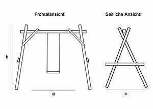 Kinderschaukel Holz Selber Bauen : schaukel selber bauen in 9 schritten ~ Markanthonyermac.com Haus und Dekorationen