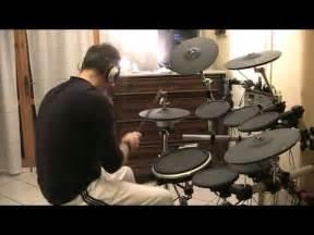 Delusa Vasco by Vasco Medley Rewind Delusa Il Lunedi Drum Cover