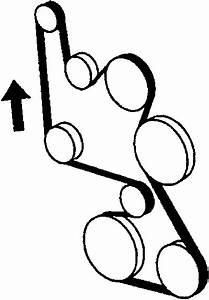 Serpentine Belt Diagram 3 4 V6
