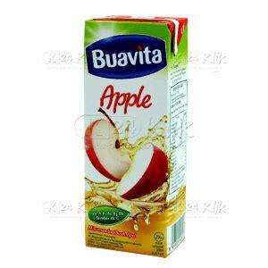 jual beli buavita apple juice 250ml pouch k24klik com