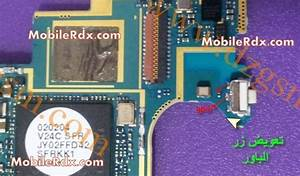 Samsung Note N7000 Power Button Ways Repair Jumper