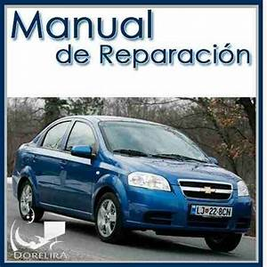 Manual De Reparaci U00f3n Del Motor Chevrolet Aveo 1 4l 1 6l Doch