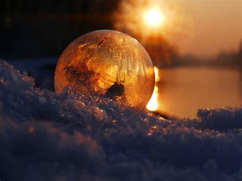 Snow, Cold, Winter, Light, Cloud, Sky, Sun