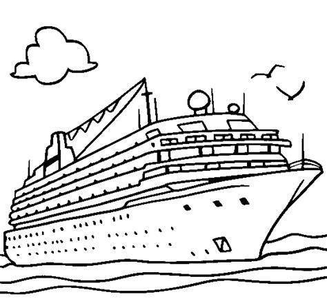 Tekne Boyama by Boyama Sayfaları Gemi Korsan Deniz Boyamaları Boyama