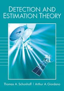 Detection And Estimation Theory Solution Manaual