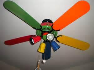 Hampton Bay Ceiling Fan Wiring by Rainbow Ceiling Fan 13 Ways To Give Your Little