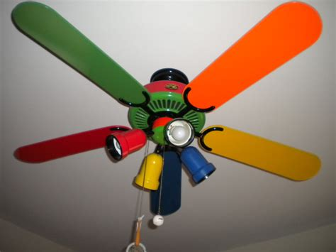 multi fan ceiling multi colored ceiling fan for the style of your rooms