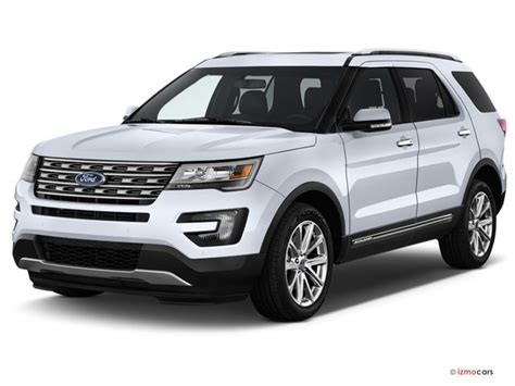 2016 Explorer Review by 2016 Ford Explorer Prices Reviews Listings For Sale U