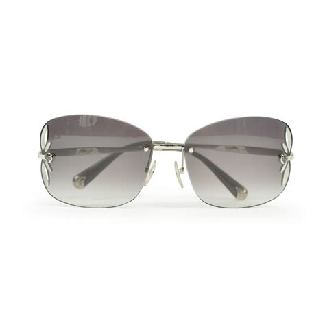 authentic  hand louis vuitton lily sunglasses pss