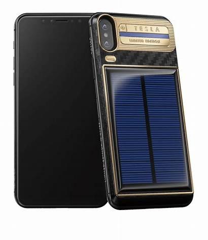 Iphone Tesla Caviar Costs Nearly